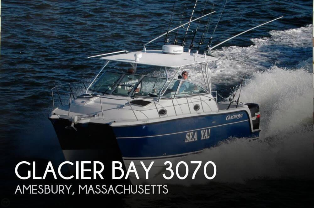Used GLACIER BAY Boats For Sale by owner   2008 Glacier Bay 32