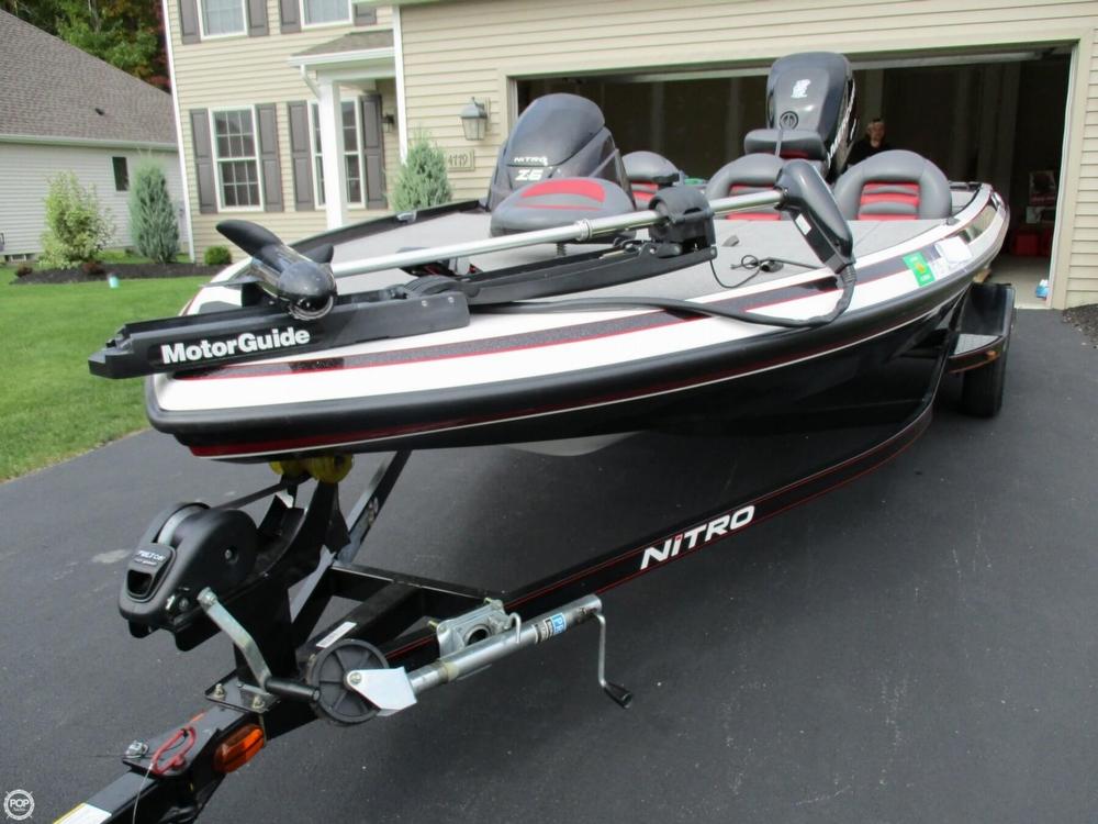 SOLD: Nitro Z6 boat in Blasdell, NY   085613