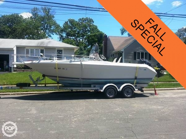 A Great Fishermans Boat , Less Than $13K