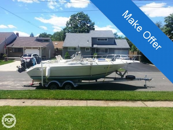 Great Boat, Trailer And New Head.