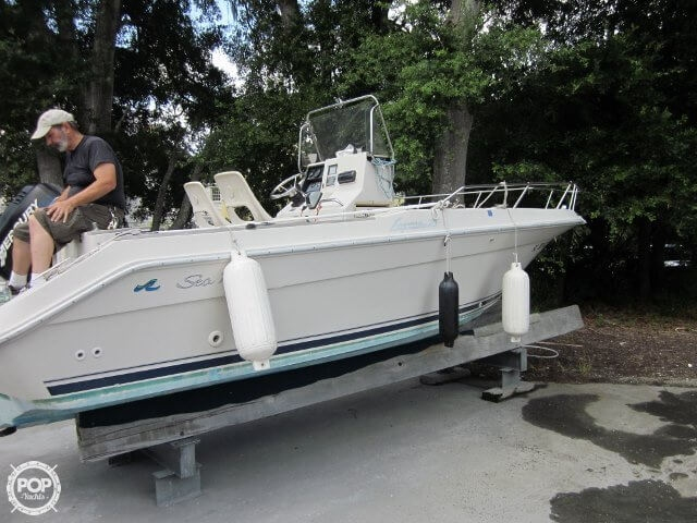 Best 20' With Engine And Trailer - $13K Or Less