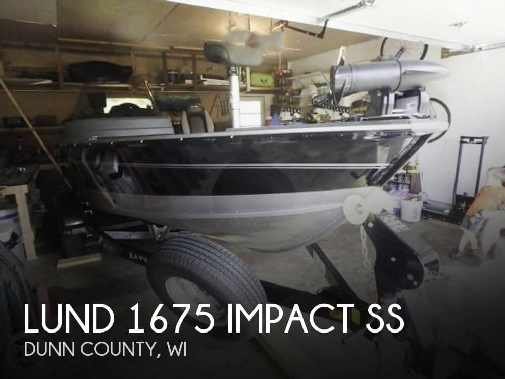 2014 Lund 1675 Impact SS