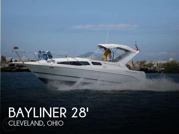 Used Bayliner Boats For Sale in Ohio by owner | 1999 Bayliner 2855 Ciera SE