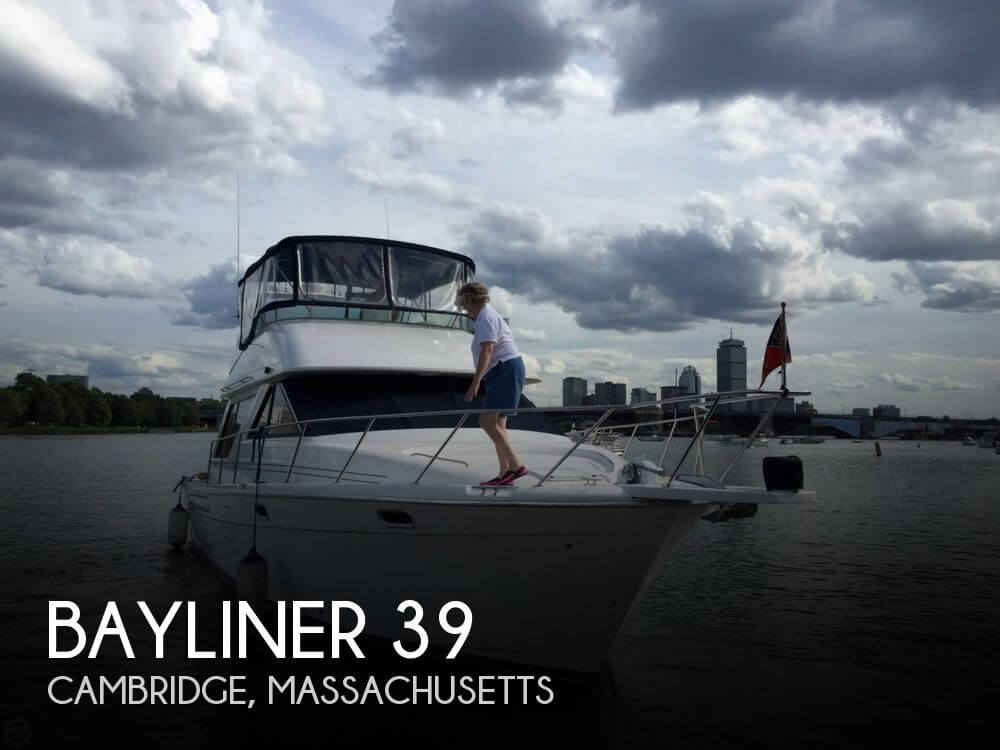 Used Bayliner Motoryachts For Sale by owner | 1997 Bayliner 39