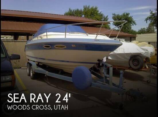 1987 Sea Ray 230 Cuddy Cabin - Photo #1