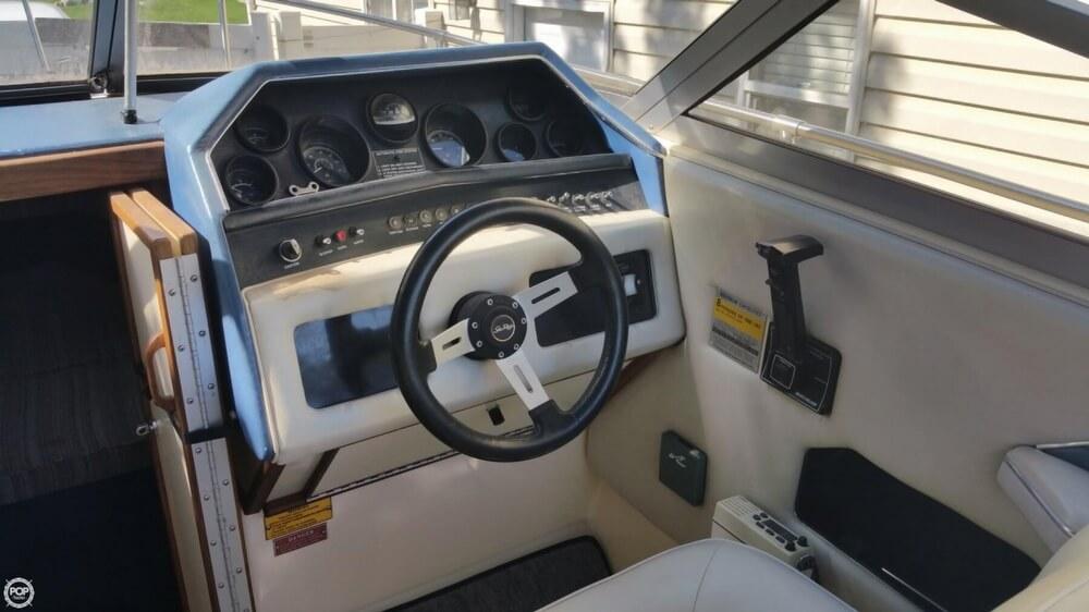 1987 Sea Ray 230 Cuddy Cabin - Photo #8