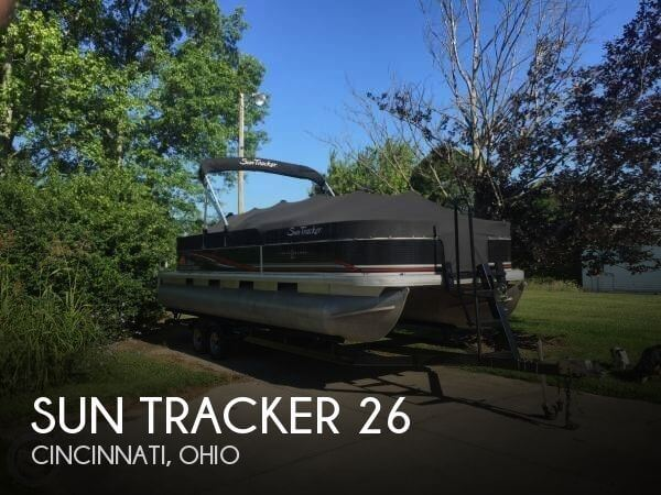 Used Boats For Sale in Dayton, Ohio by owner | 2012 Sun Tracker 26