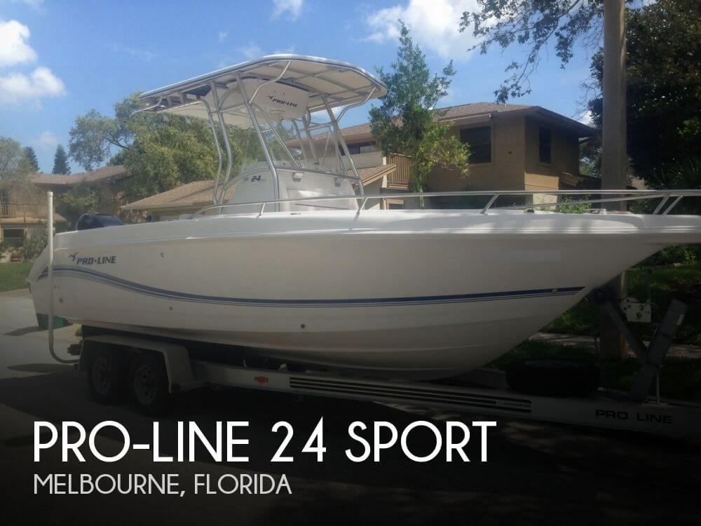 2005 PRO LINE 24 SPORT for sale