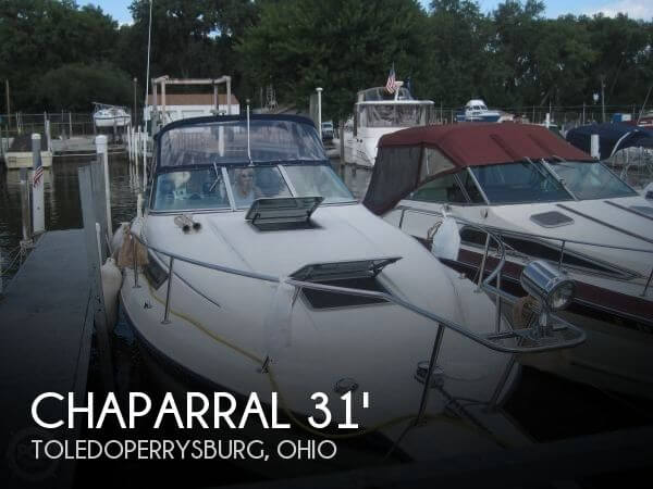 1994 chaparral 31 power boat for sale in toledo oh