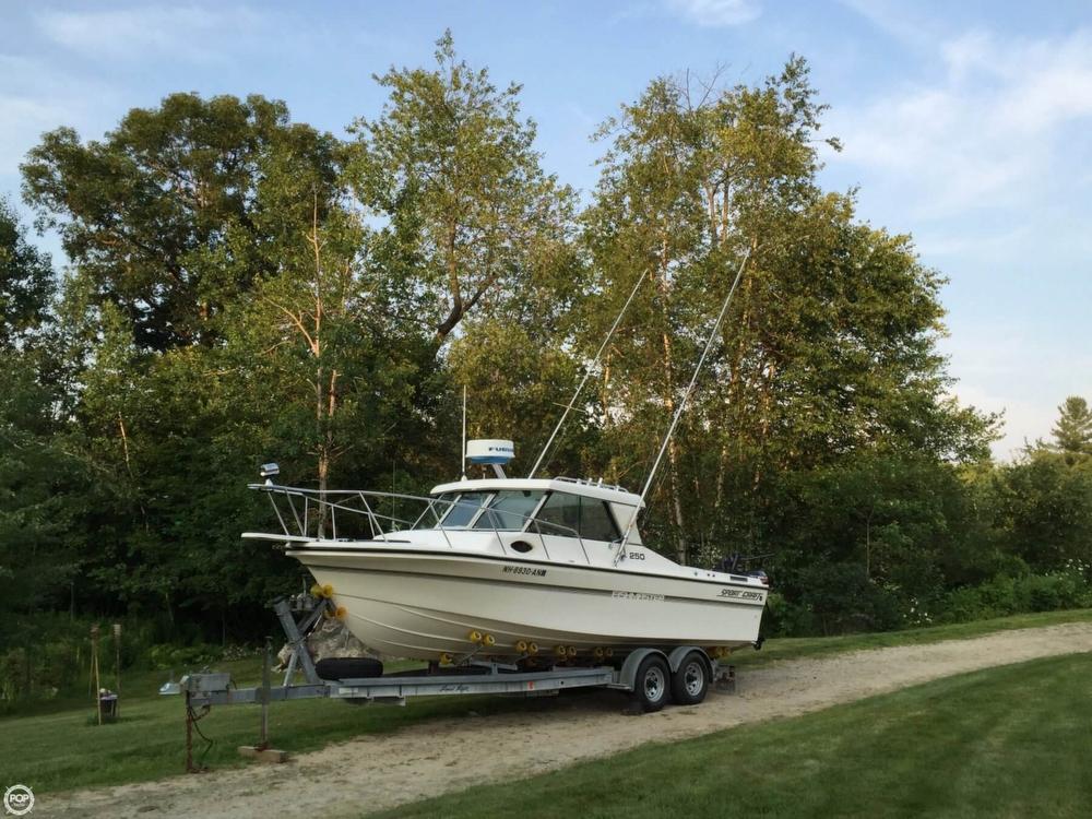 1992 Sportcraft Fishmaster 250 - Photo #11