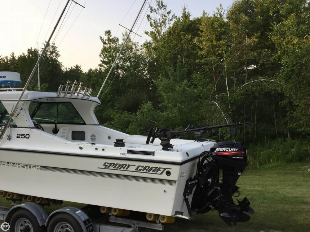 1992 Sportcraft Fishmaster 250 - Photo #12