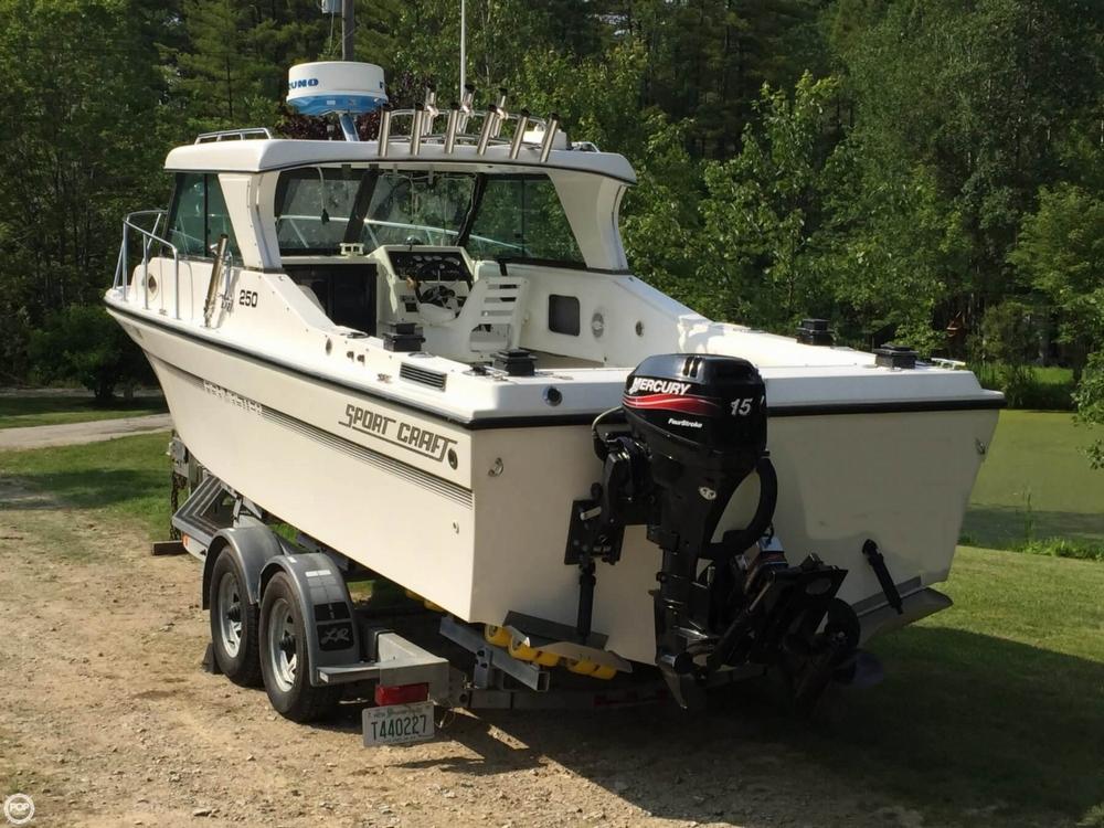 1992 Sportcraft Fishmaster 250 - Photo #15