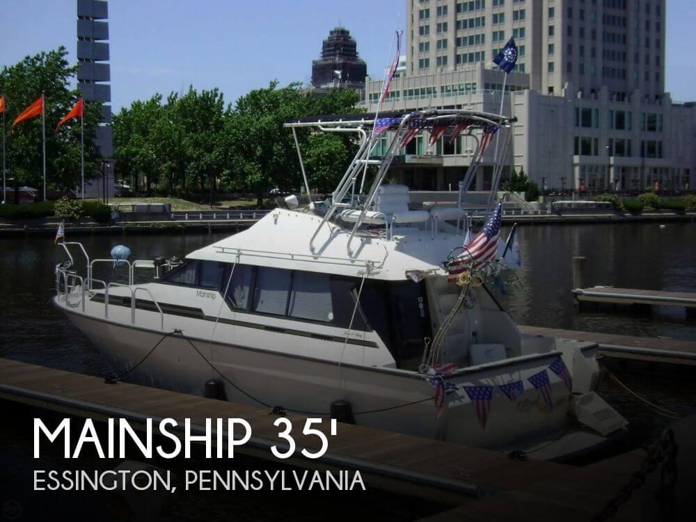 1988 Mainship 35 Mediterranean - Photo #1