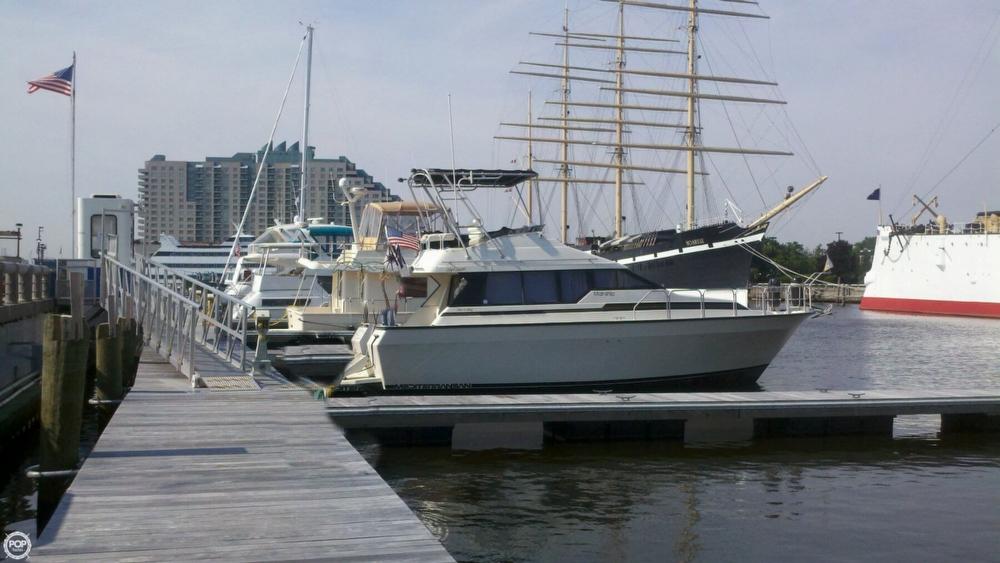 1988 Mainship 35 Mediterranean - Photo #31