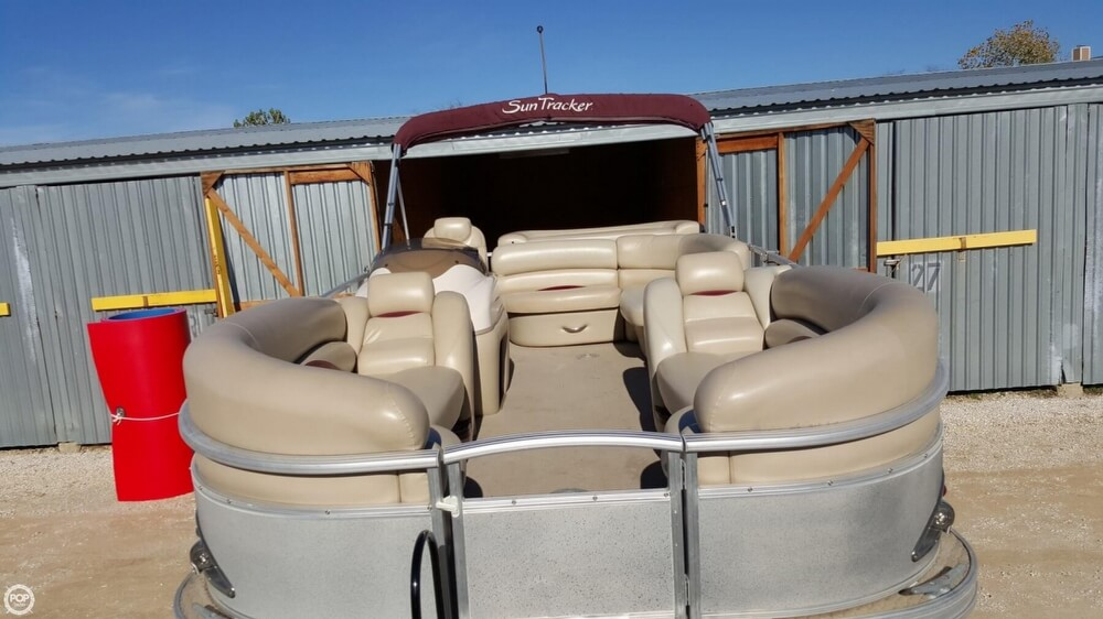 2009 Sun Tracker Party Barge 20 Regency - Photo #14