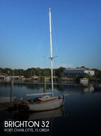 Used Brighton Boats For Sale by owner | 1945 Brighton 32