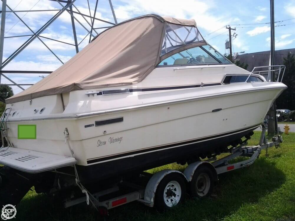 1984 Sea Ray 270 Sundancer - #$LI_INDEX