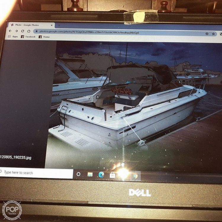 1984 Sea Ray boat for sale, model of the boat is 270 Sundancer & Image # 37 of 40