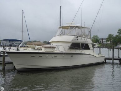 Hatteras 55 Convertible, 55', for sale - $147,500