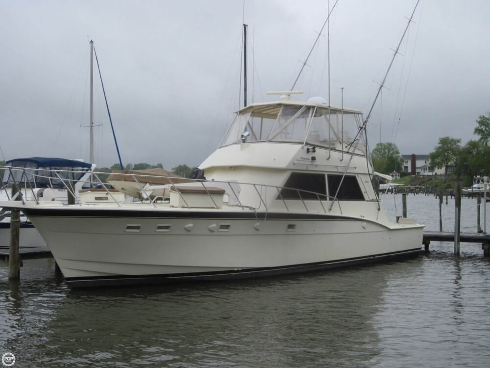 sold hatteras 55 convertible boat in essex, md 086060 electrical wiring diagrams for dummies hatteras wiring diagram #19