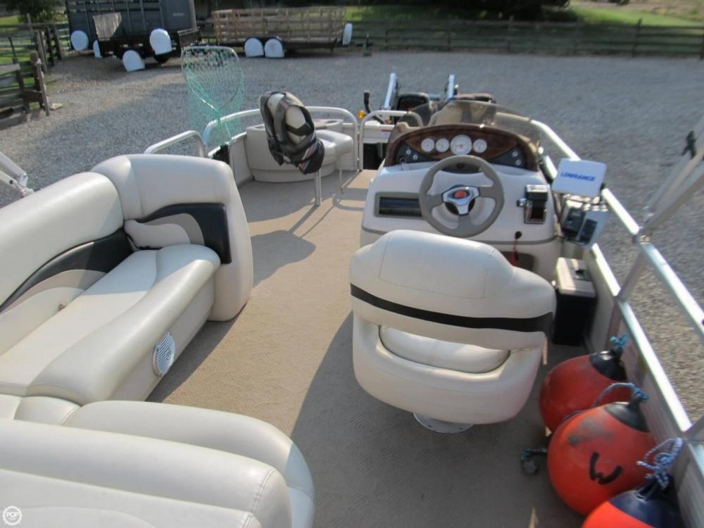 2009 Sun Tracker 21 Fishin Barge - Photo #21
