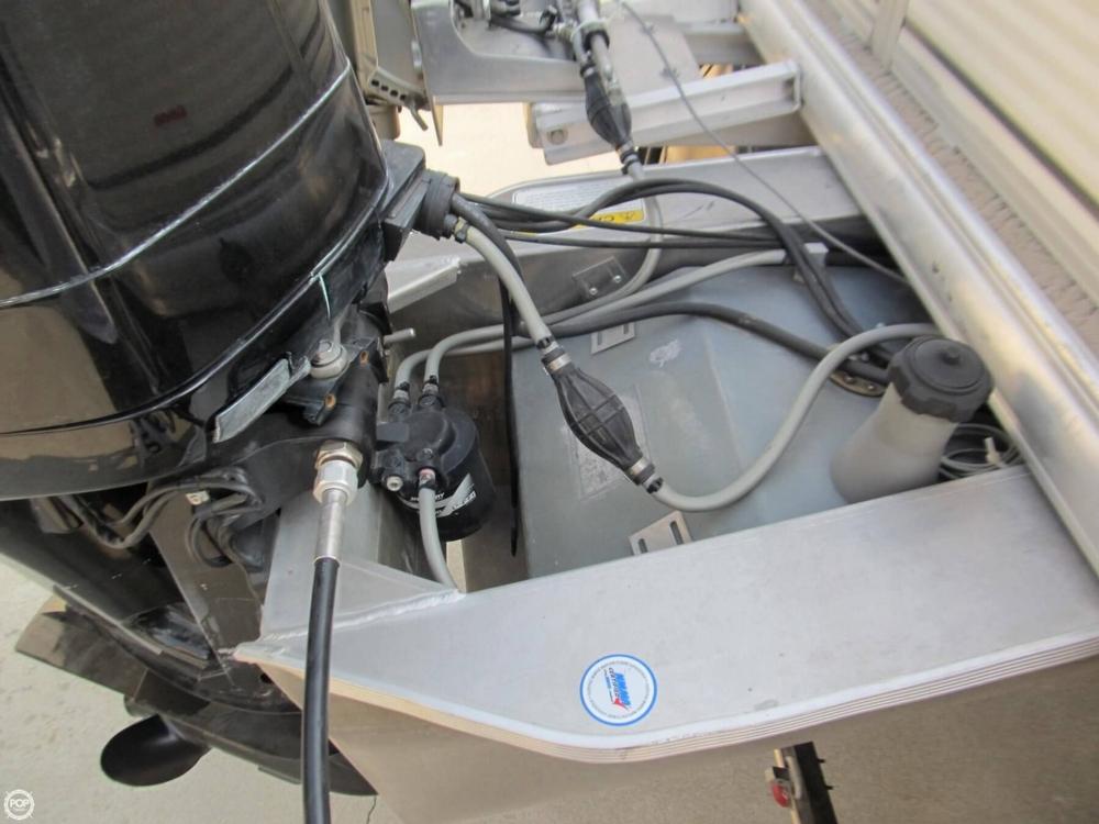 2009 Sun Tracker 21 Fishin Barge - Photo #29