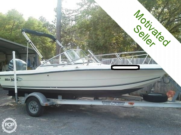 Great Family, Cruising, And Fishing Layout With 4-stroke Power. Trailer Included.