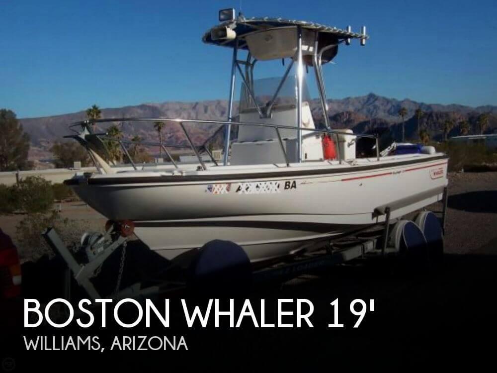 1998 Boston Whaler Outrage 20 CC - Photo #1