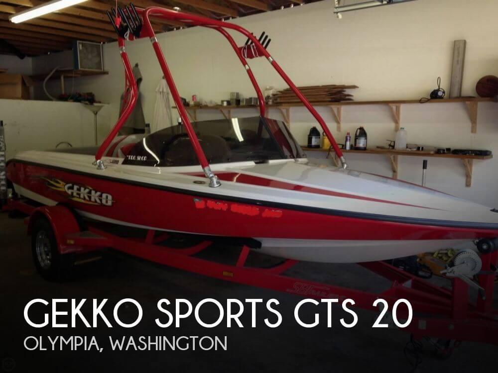 2005 Gekko Sports GTS 20 - Photo #1
