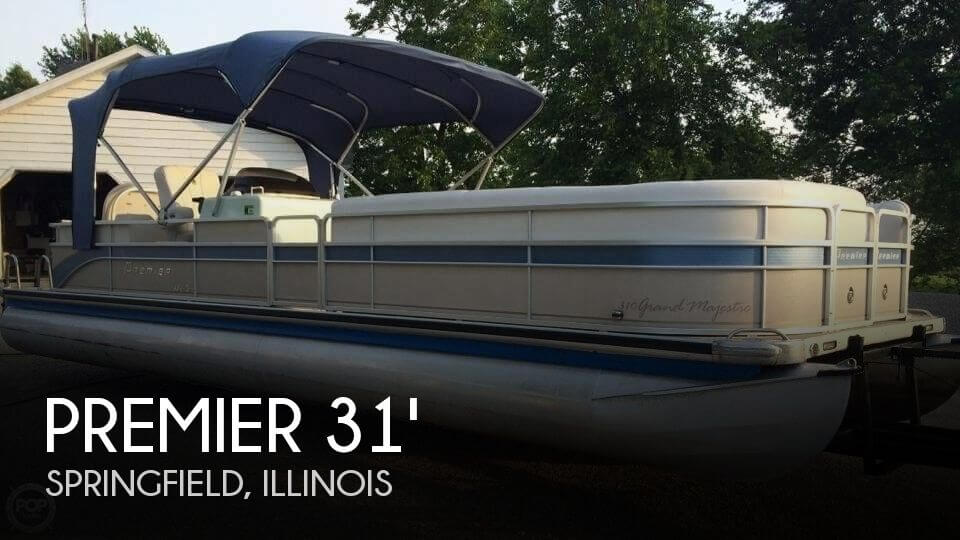 2005 PREMIER PONTOONS GRAND MAJESTIC 310 for sale