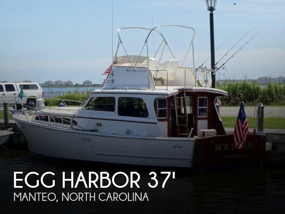 1967 Egg Harbor 37 Vintage Motor Yacht - Photo #1