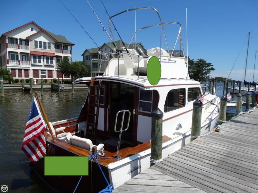 1967 Egg Harbor 37 Vintage Motor Yacht - Photo #2