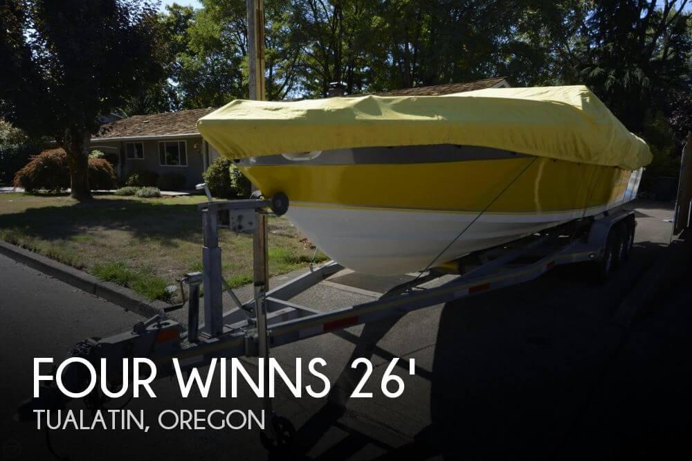 1989 Four Winns 261 Liberator - Photo #1