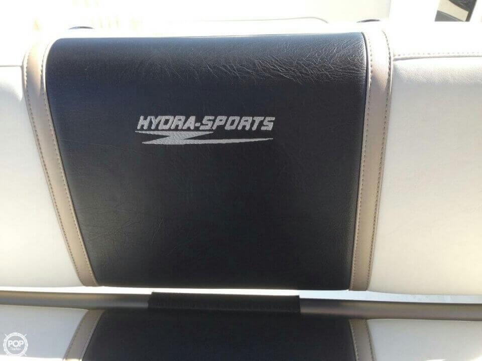 2001 Hydra-Sports VECTOR 2796CC - Photo #13