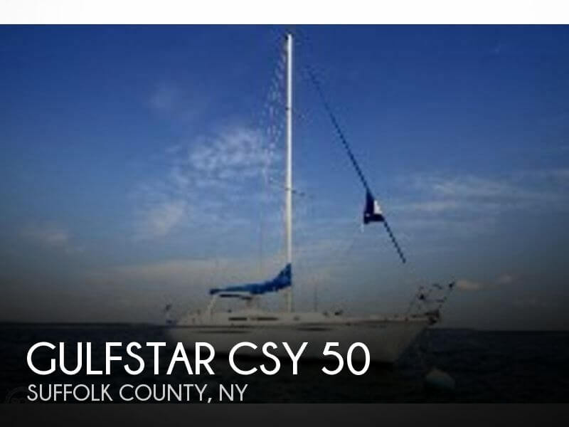 Used Gulfstar Boats For Sale by owner | 1987 Gulfstar 45