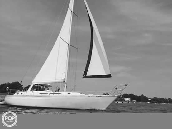 1987 Gulfstar CSY 50 - Photo #3