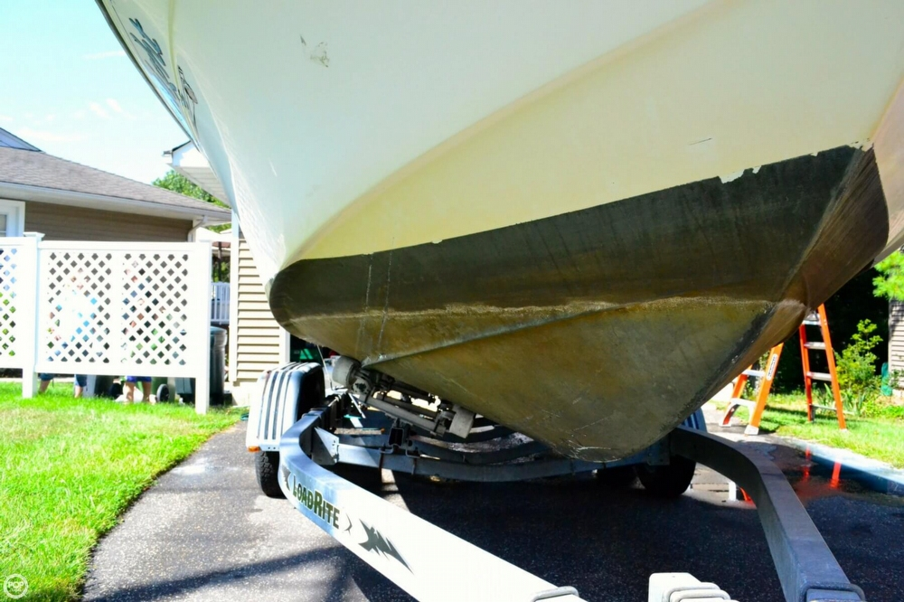 2002 Sea Doo Sportboat boat for sale, model of the boat is Fishhawk 230 WA & Image # 9 of 40
