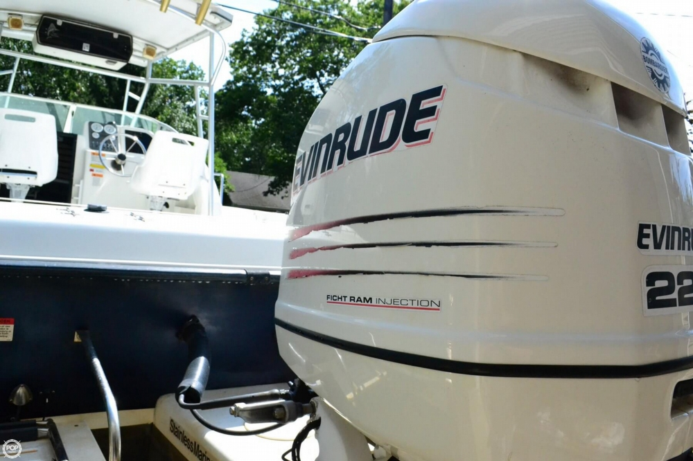 2002 Sea Doo Sportboat boat for sale, model of the boat is Fishhawk 230 WA & Image # 4 of 40