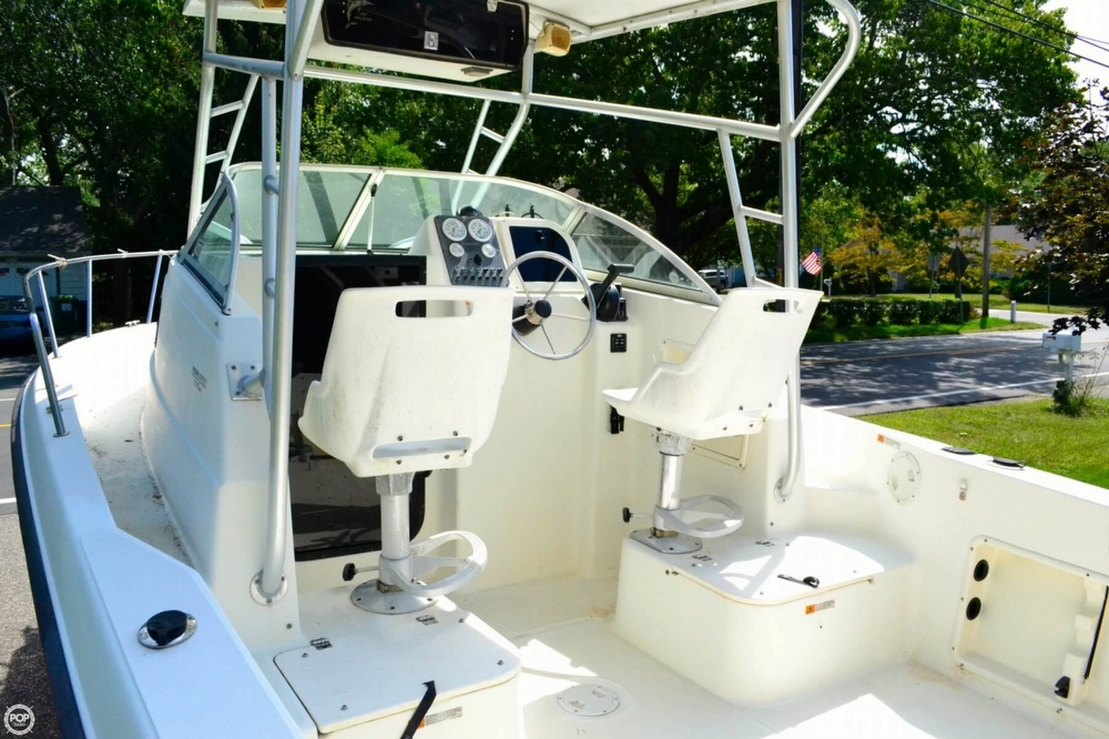 2002 Sea Doo Sportboat boat for sale, model of the boat is Fishhawk 230 WA & Image # 3 of 40
