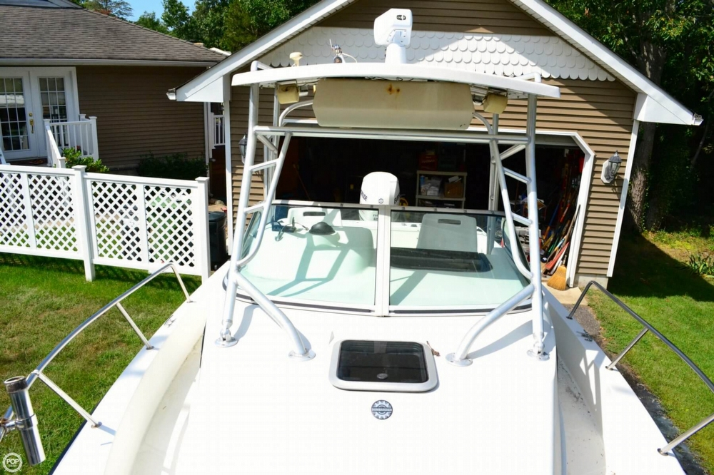 2002 Sea Doo Sportboat boat for sale, model of the boat is Fishhawk 230 WA & Image # 2 of 40