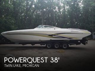 1999 Powerquest 380 Avenger - Photo #1