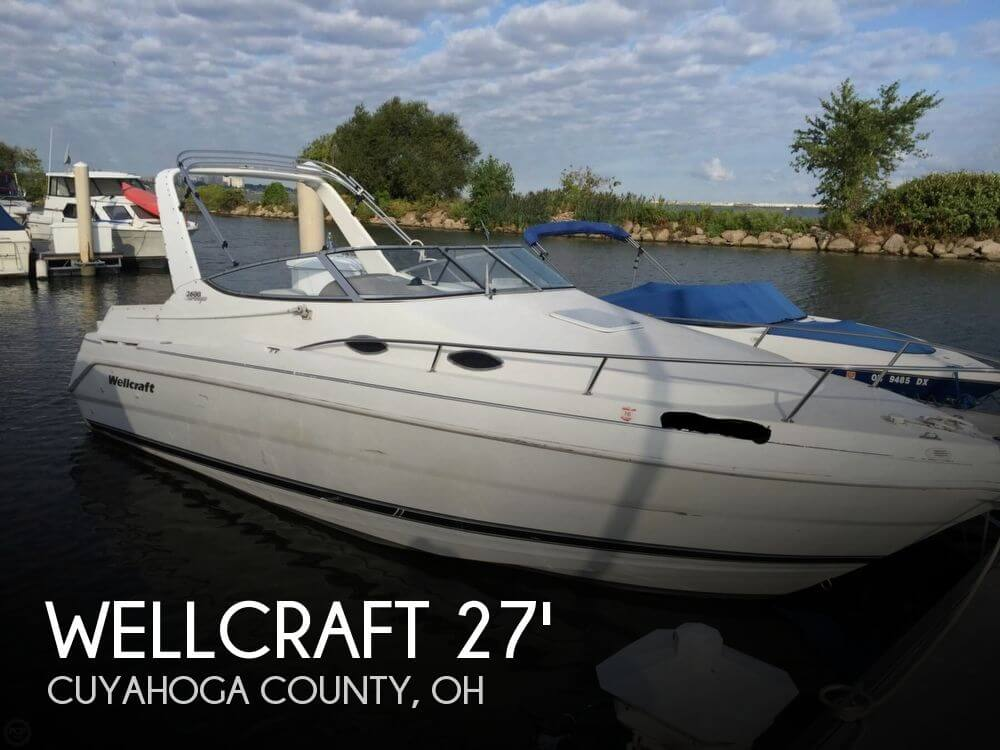 2000 Wellcraft 2600 Martinique - Photo #1