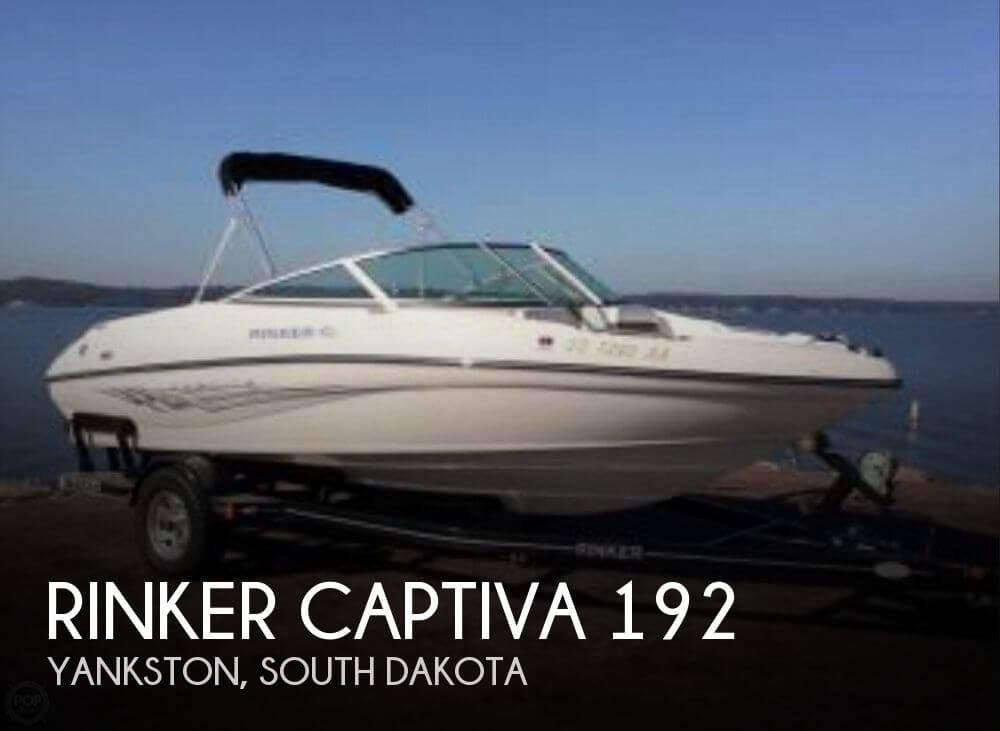 Used Rinker 19 Boats For Sale by owner | 2008 Rinker 19