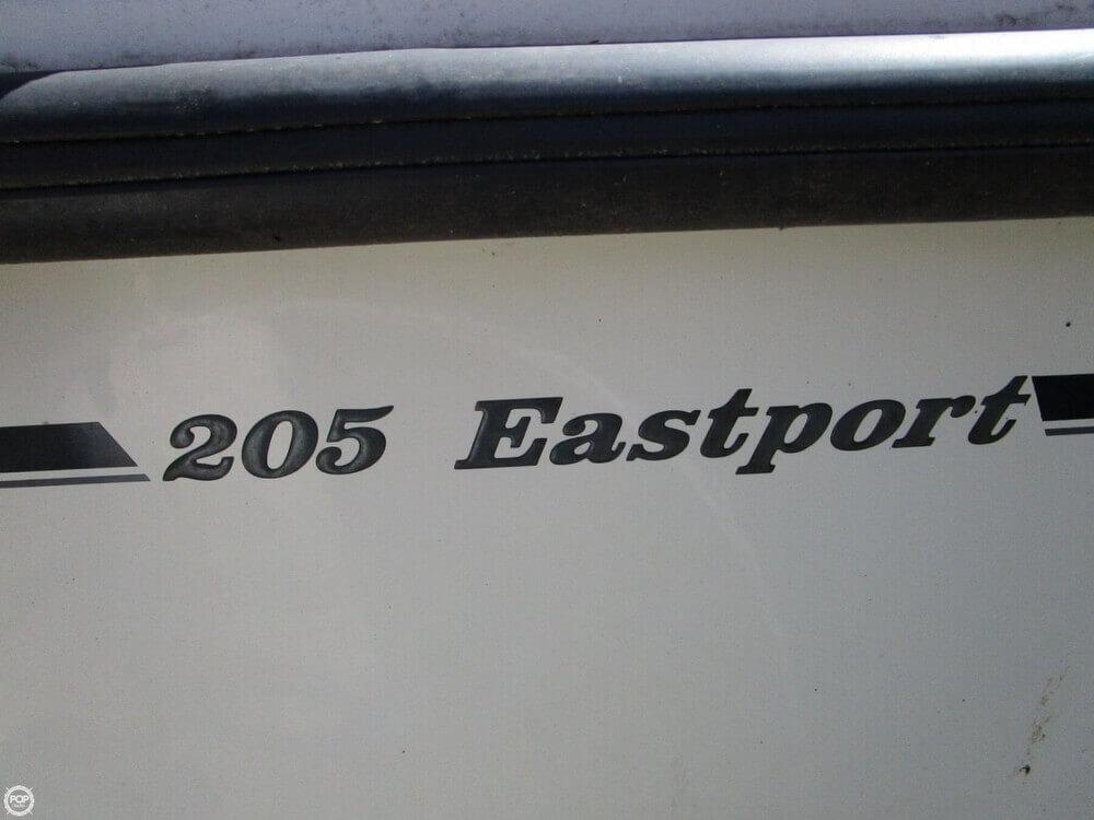 2005 Boston Whaler 205 Eastport - Photo #9