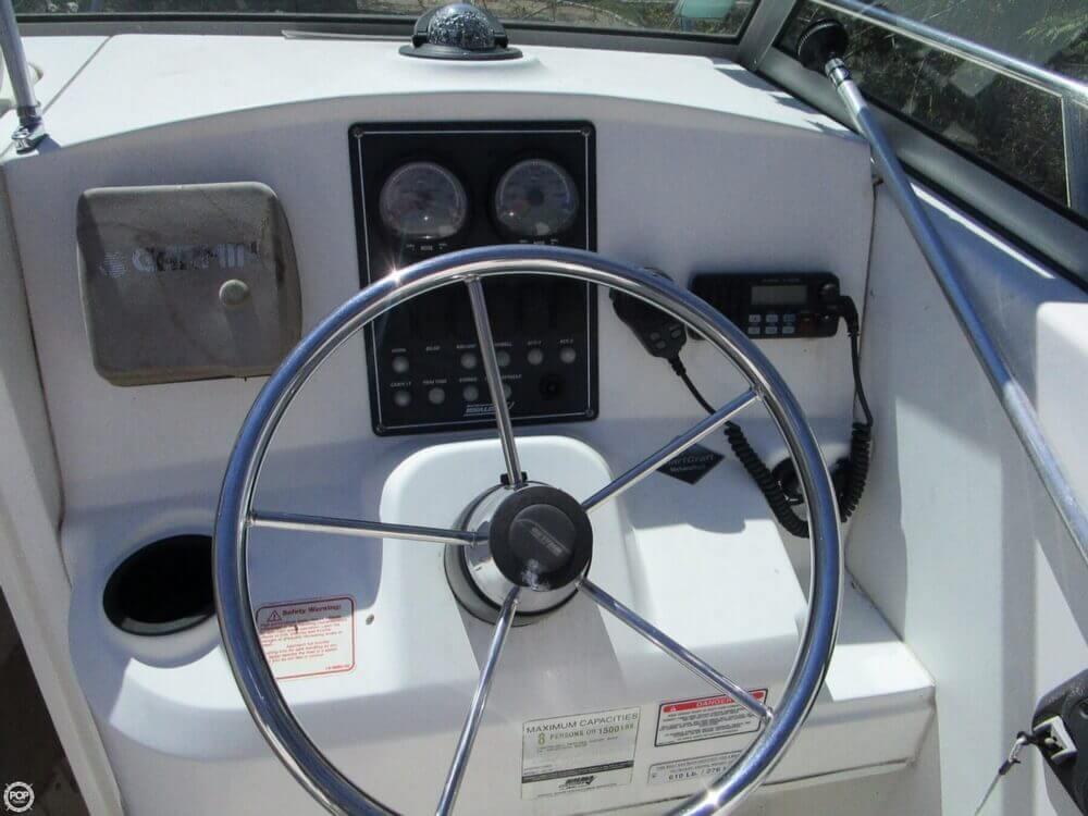 2005 Boston Whaler 205 Eastport - Photo #22