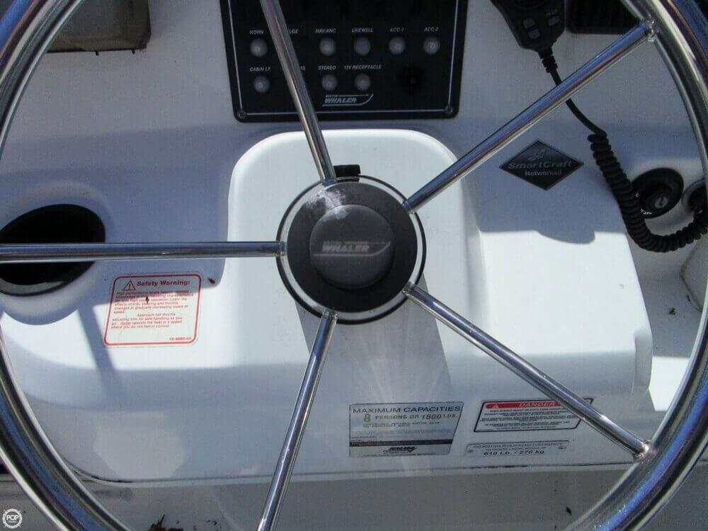 2005 Boston Whaler 205 Eastport - Photo #26