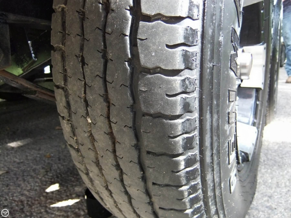Tires Barely Used