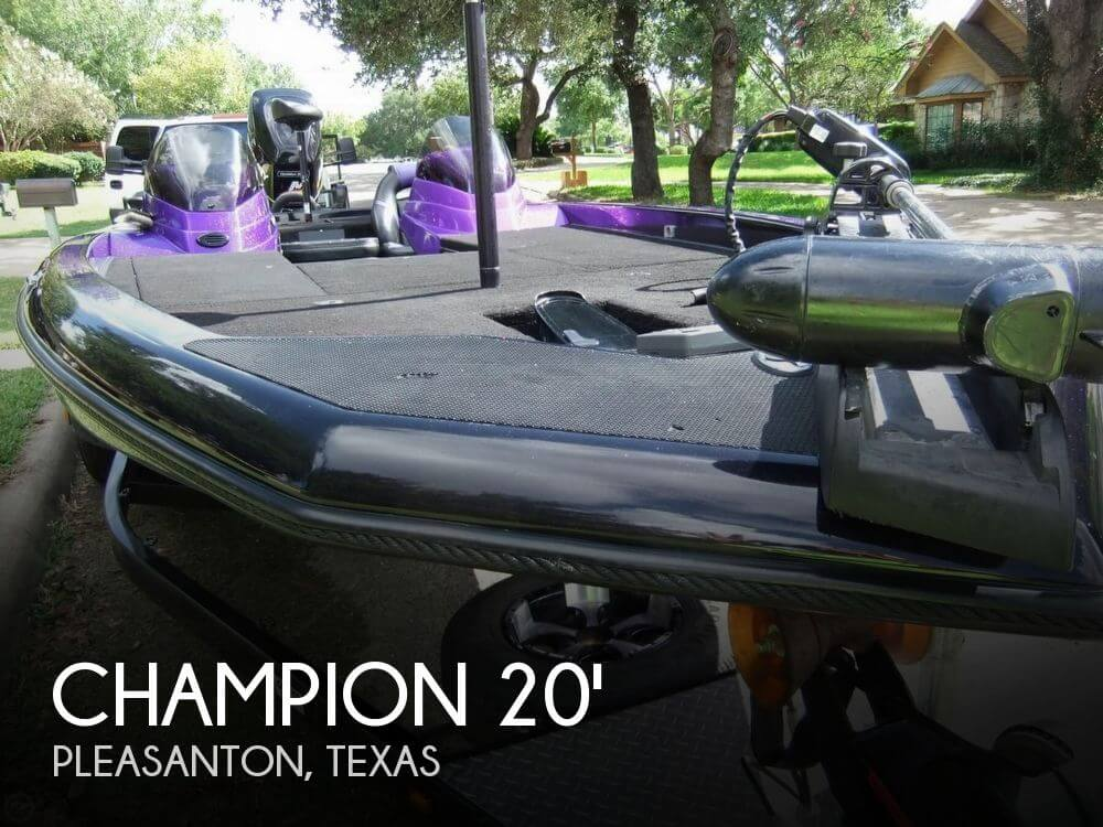Used 2005 Champion 206 Anniversary Edition For Sale In