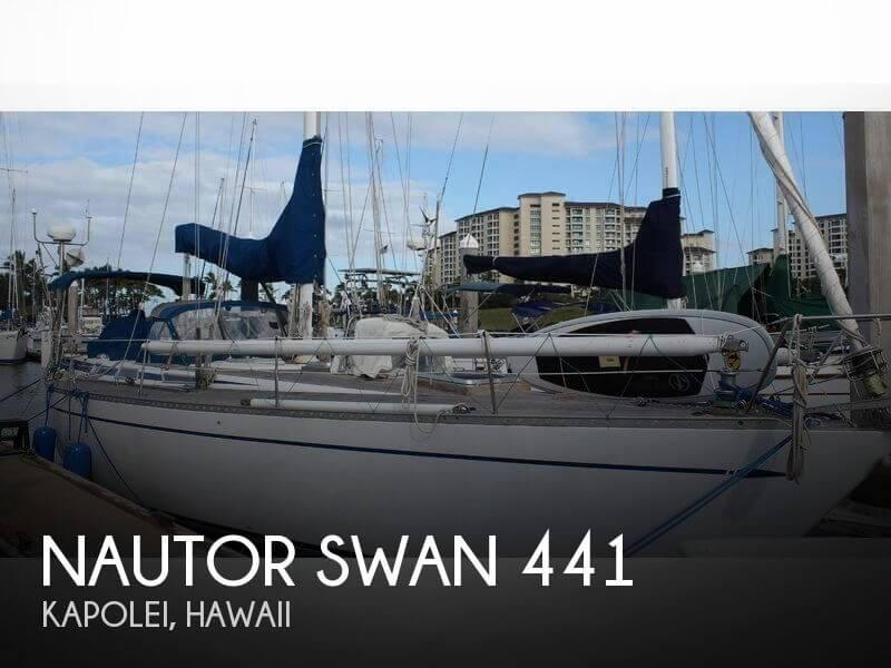 1979 Nautor Swan 441 - Photo #1