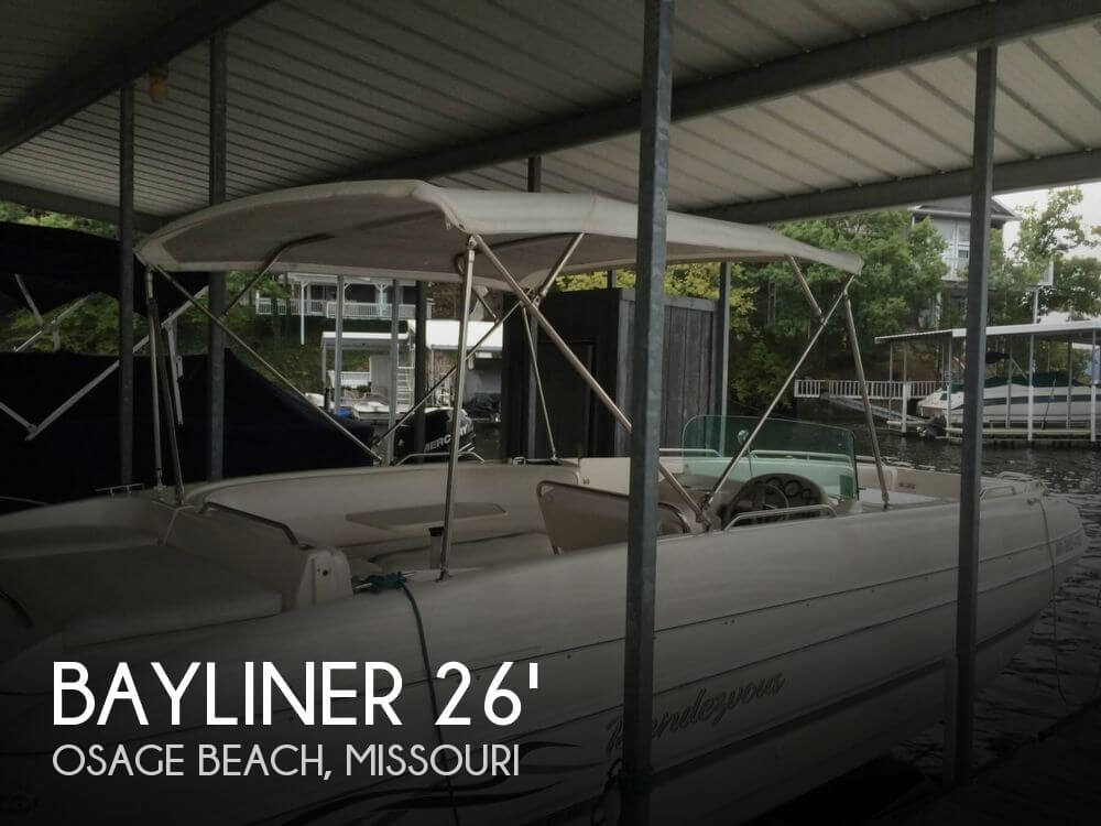 1999 Bayliner 2659 Rendezvous - Photo #1